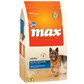 Racao-Max-Selection-Pro-Caes-Adultos-Carne-Frango-e-Arroz