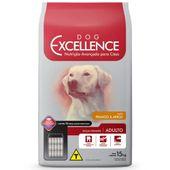 Racao-para-Caes-Adultos-Dog-Excellence-Racas-Grandes-Frango-e-Arroz