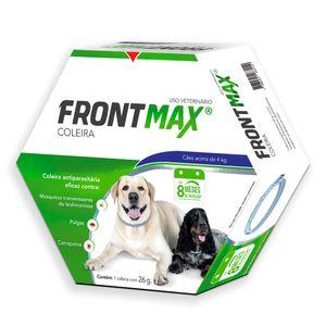 Coleira Anti Pulgas Cachorro acima de 4kg Frontmax - 26 g