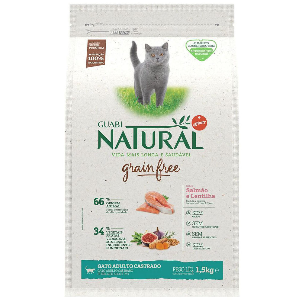 Guabi Natural - Gato