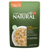 Alimento Úmido para Cachorro Adulto Guabi Natural Frango e Cereais 100g