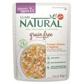Alimento-Umido-para-Gato-Castrado-Guabi-Natural-Grain-Free-Salmao-e-Frango-85g-