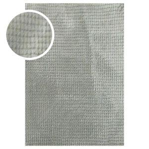 Tapete Chinês Microfibra Tiny Square Verde Musgo