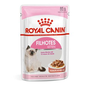 Ração Úmida Royal Canin Instinctive Gatos Filhotes 85g