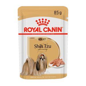 Alimento Úmido Royal Canin Cães Shih Tzu 85g