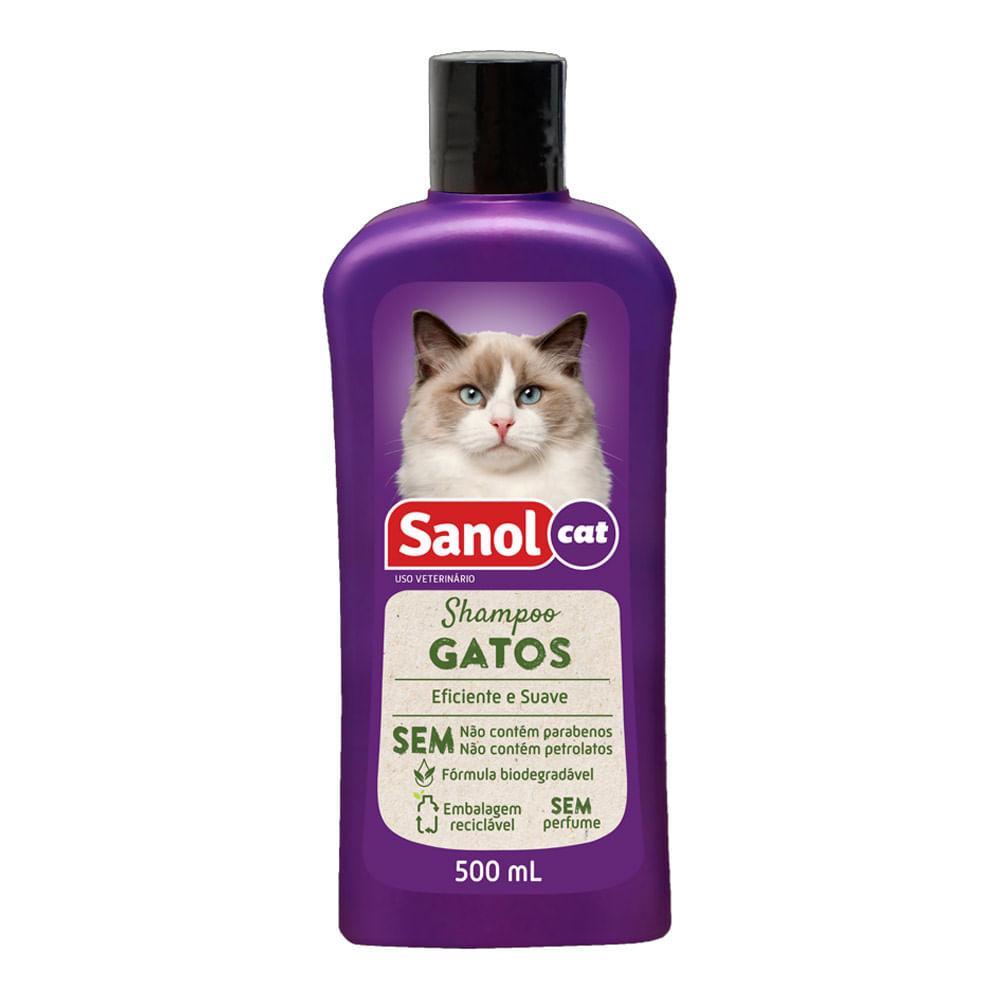 Hora do Banho Gato