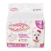 Fralda Higienica Caes Femea Higiecao 3946346