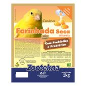Farinhada Seca Premium Amarela FSO-50 Zootekna 3674516