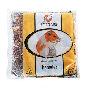 Ração Mistura para Hamster 500g Sempre Vita