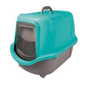 Banheiro Higiênico Cat New Azul Tiffany Agrodog