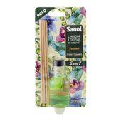 Limpador de Superficie Sanol Green Flowers 2 em 1 3541141