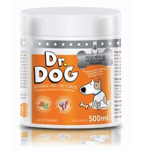 Máscara de hidratação profunda Dr. Dog 500ml