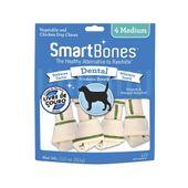 Ossinho para Caes Smartbones Dental Medium 3955590