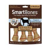Ossinho para Caes Smartbones Peanut Butter Medium 3955639