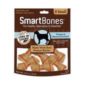 Ossinho para Caes Smartbones Peanut Butter Small 3955671
