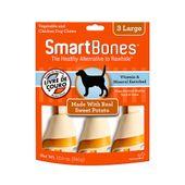 Ossinho para Caes Smartbones Sweet Potato Large 3955680