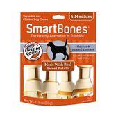 Ossinho para Caes Smartbones Sweet Potato Medium 3955418