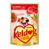 Alimento Umido Keldog Carne Ervilha e Cenoura 3953830