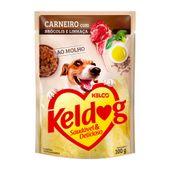 Alimento Umido Keldog Carneiro Brocolis e Linhaca 3953849