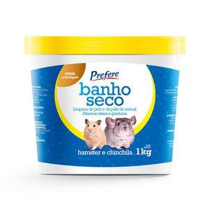 Prefere - Banho Seco Hamster e Chichila - 1kg