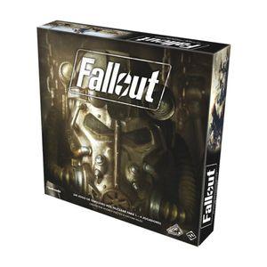 Board Game Fallout - Galápagos Jogos