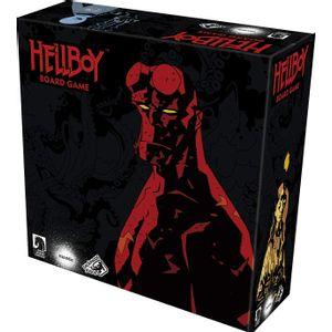 Hellboy Board Game - Galápagos Jogos