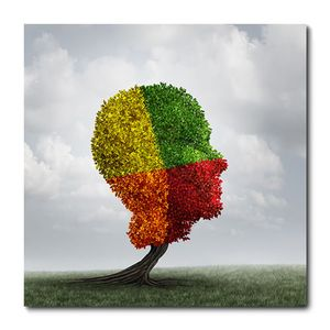 Placa Decorativa - Natureza - 1231plmk