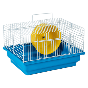 Gaiola Básica Armada para Hamster Jel Plast