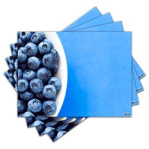 Jogo Americano - Blueberry - 4 Peças