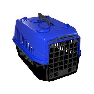 Caixa de Transporte para Cães Podyum Mec Pet Azul