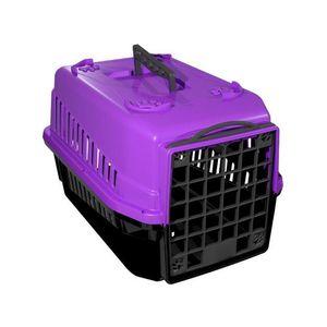 Caixa de Transporte para Cães Podyum Mec Pet Lilás