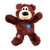 Brinquedo-Pelucia-Ursinho-Kong-Wild-Knots-Marrom