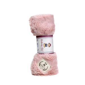 Cobertor Firenze Bichinho Chic Rosa - M