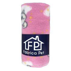 Cobertor Estampado Puppy Fábrica Pet