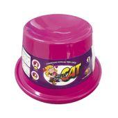 COD_01232_-_Comedouro_Plastico_Super_Cat_200_ml_Rosa_Furacao_Pet