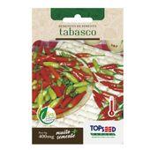 Semente Pimenta Tabasco Topseed Garden