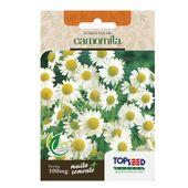 Semente Camomila Topseed Garden